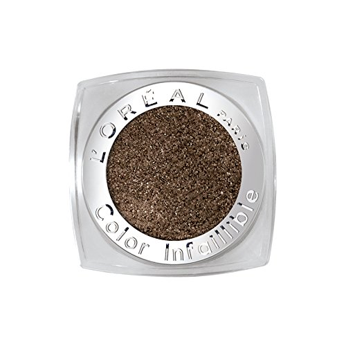 L'Oréal Paris Color Indefectible Eyeshadow, 12 Endless Chocolat, Mono Lidschatten Mono Lidschatten...