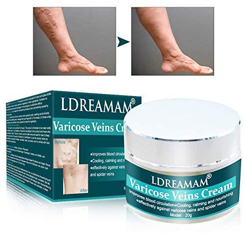 Krampfadern Creme,Varicose Vein Cream,Krampfadern,Varicose Vein,Phlebitis Angiitis Entzündung...