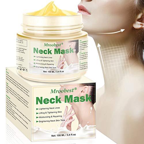 Hals Creme, Hals Maske, Neck Cream, Hals Dekoltee Creme, Anti Falten Halscreme, Hals- &...